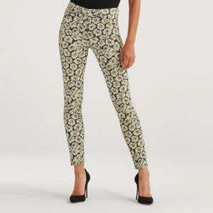 7 for All Mankind Lazy Daisy Super skinny jeans